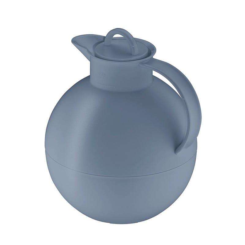 アルフィ クーゲル カラフェ ポット 魔法びん 0.94L Alfi Vacuum Carafe Kugel, Coffee Pot, Screwing Stopper, Plastics, Vintage Indigo, 0.94l, 0105060094