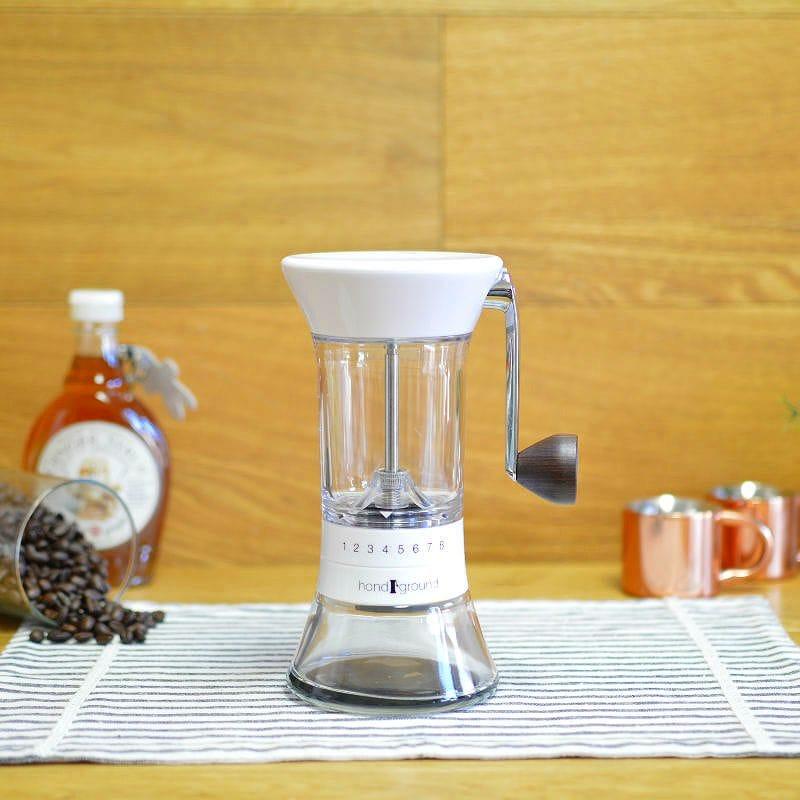 手動 コーヒーグラインダー Grinder 豆挽き ミル Mill Handground Coffee Grinder Manual Manual Ceramic Burr Mill, フクデチョウ:1782fd67 --- sunward.msk.ru