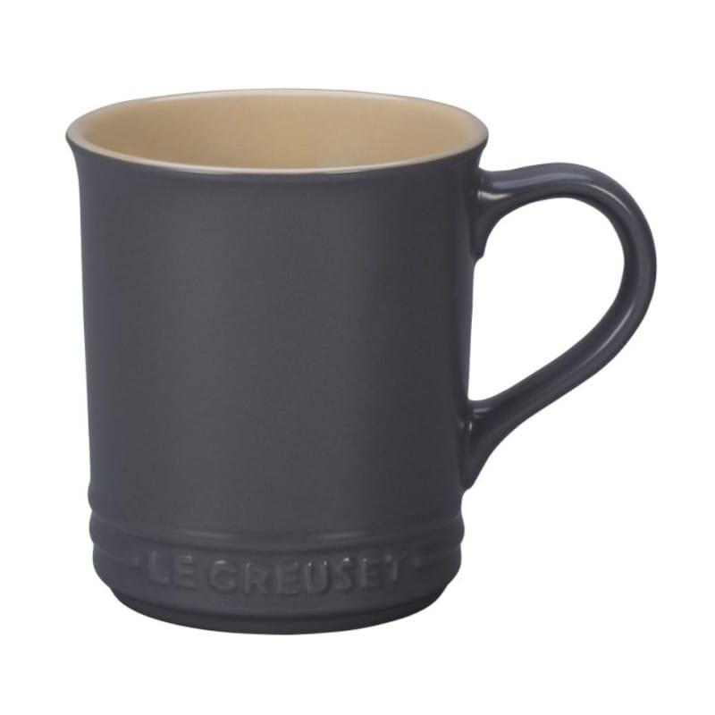 ルクルーゼ マグ 2個セット カシミヤ 茶色 355ml Le Creuset Stoneware 12-Ounce Mug, Cashmere