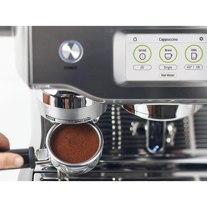 [Breville BES990] Oracle Touch Automatic Manual Coffee