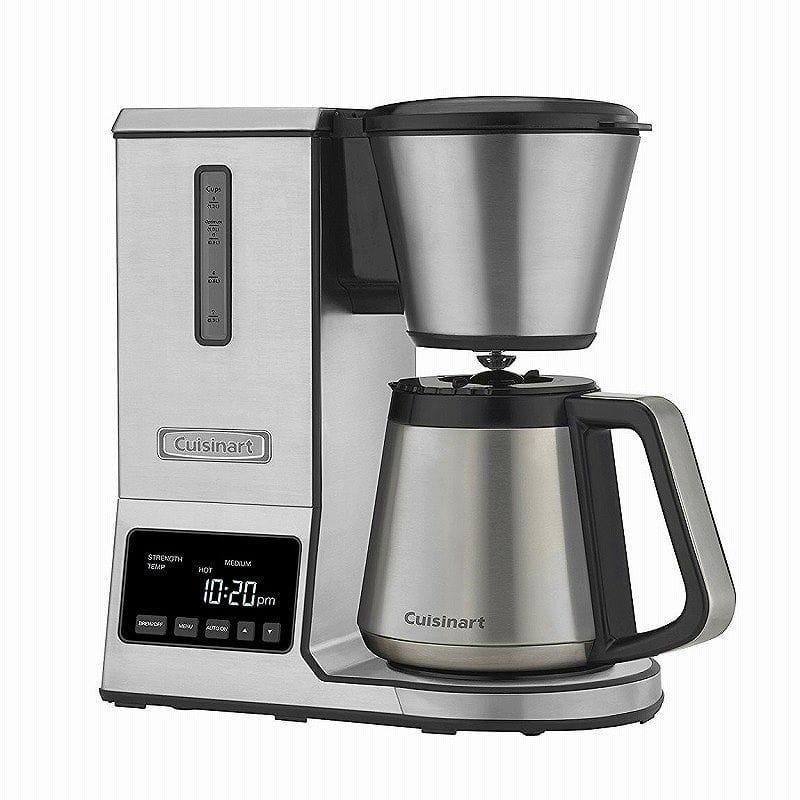クイジナート コーヒーメーカー ステンレスカラフェ Cuisinart CPO-850 Pour Over Coffee Brewer Thermal Carafe 家電