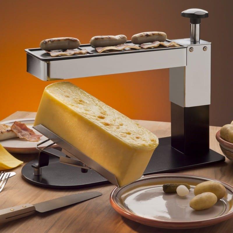 ラクレットヒーター オーブン チーズ メルター&グリル 溶かす 業務 Raclette Melter Racl' Plus with Grill Top 家電