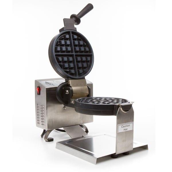 ワッフルメーカー 業務品質 セフラ ベルギー SEPHRA Commercial Belgian Waffle Maker【日本語説明書付】 家電