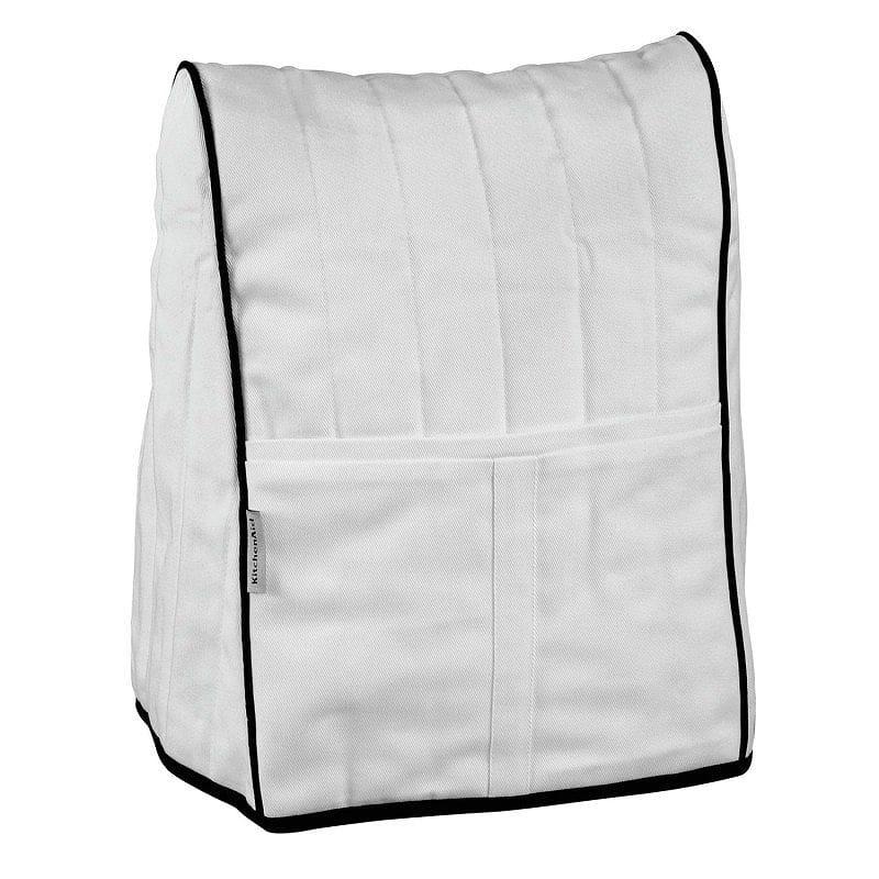 キッチンエイド スタンドミキサーカバー ホワイト KitchenAid KMCC1WH Stand Mixer Cloth Cover