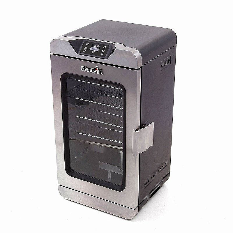 燻製機 本格 デジタル 電気スモーカー 温度設定 タイマー付 燻製器 Char-Broil Deluxe Digital Electric Smoker, 725 Square Inch 家電