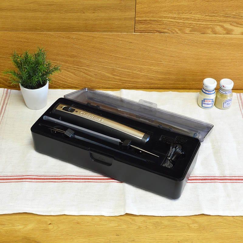 【楽天市場】クイジナート コードレス電動ナイフ 包丁 肉・パン用 野菜・くだもの用 Cuisinart Cek 50
