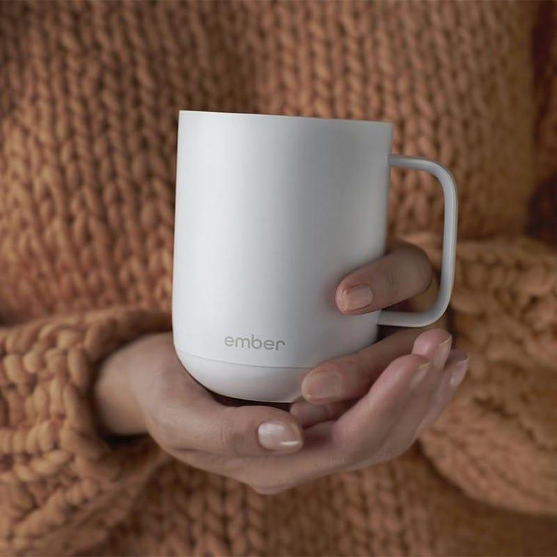 エンバー 温度調整カップ マグ セラミック Ember Temperature Control Ceramic Mug