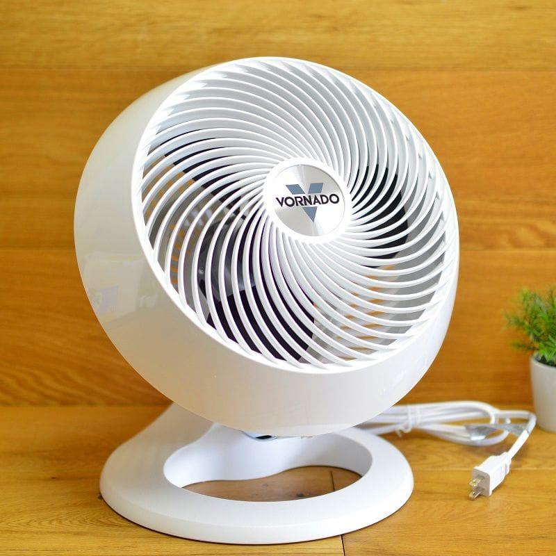 ボルネード サーキュレーター 首振り不要 扇風機 Vornado 660 Whole Room Air Circulator 家電