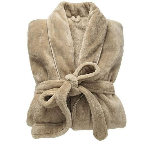 女性用 ウルトラソフト スパ コンフォート バスローブ Nap Robe Women's Spa Comfort Robe