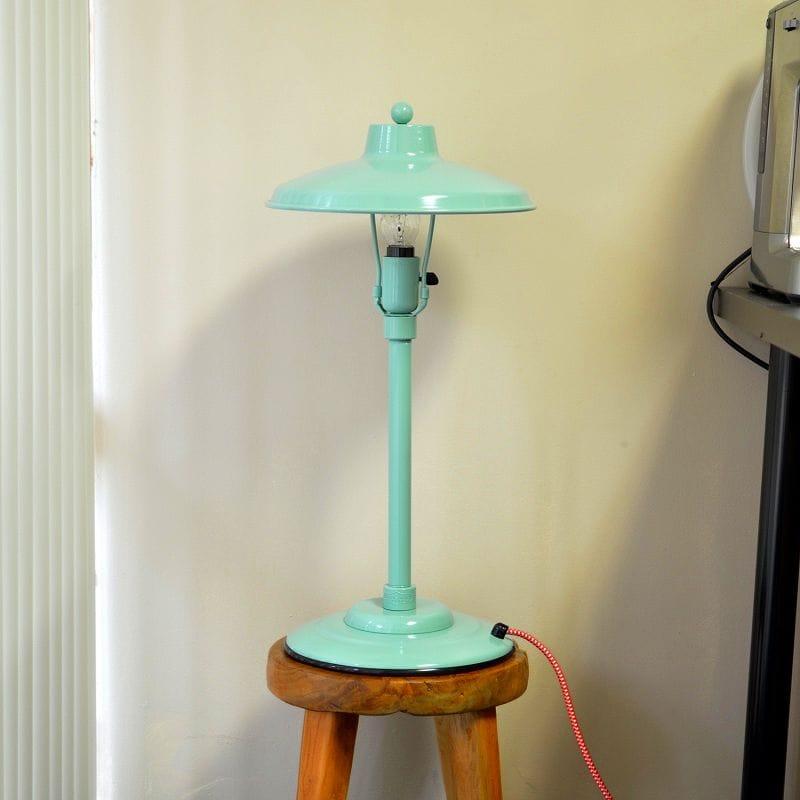 アンティーク デスクライト レトロ 照明 ランプ カスタマイズ可能 オーダーランプ ビンテージ テーブルランプ Barn light electric The Maritime Retro Desk Lamp 家電:アルファエスパス米国店