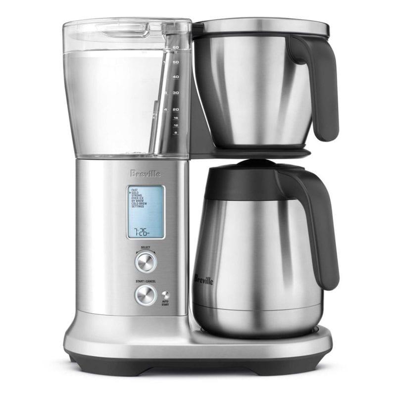 ブレビル プレシジョン コーヒーメーカー Breville Precision Brewer Thermal BDC450BS 家電