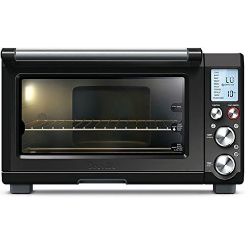 ブレビル スマート コンベクション トースター オーブン Breville BOV845BSS Smart Oven Pro Convection Toaster Oven with Element IQ, 1800W 家電