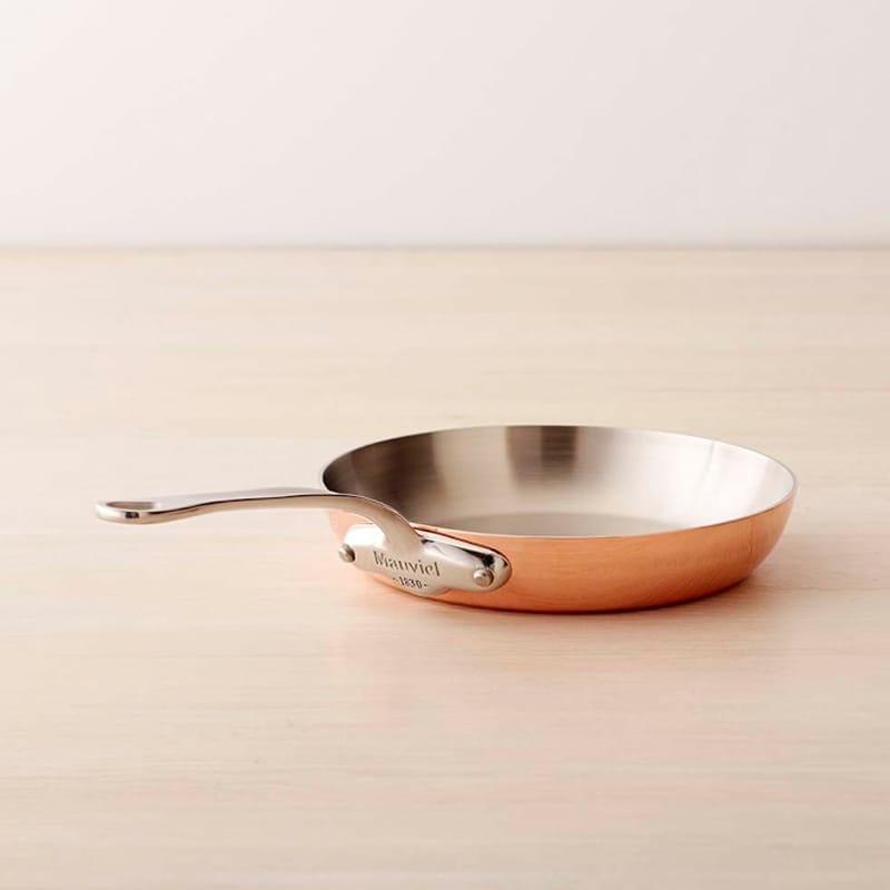 フライパン ウイリアムズ 直径20cm・ソノマ ムヴィエール フランス 銅仕上 Fry 直径20cm フライパン williams-sonoma Mauviel Copper Triply Fry Pan, 8