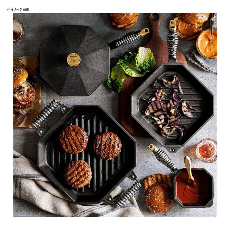 Williams ソノマフィネックス Iron Grill Bun Sonoma Finex Cast Double Handle Pan