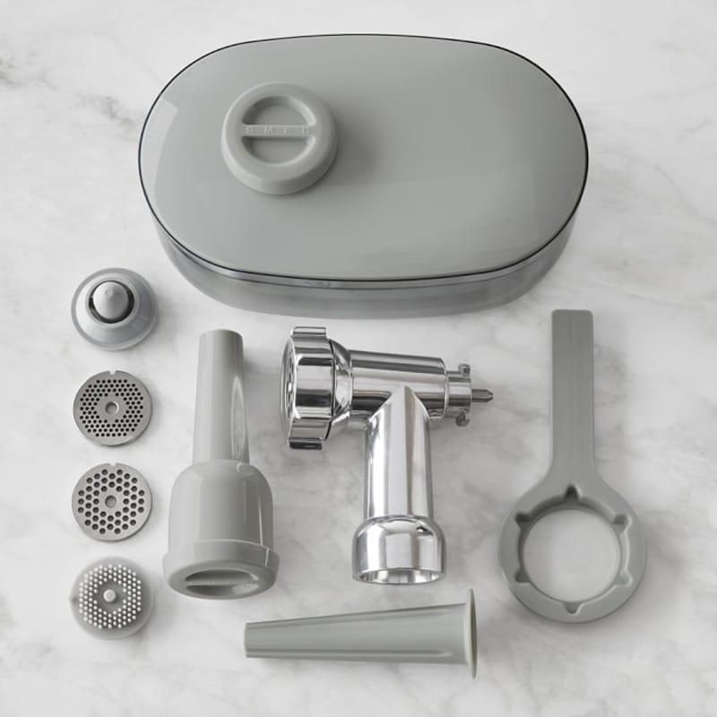 スメッグ スタンドミキサー用 フードグラインダー アタッチメント Smeg Multi-Food Grinder Attachement SMMG01 家電