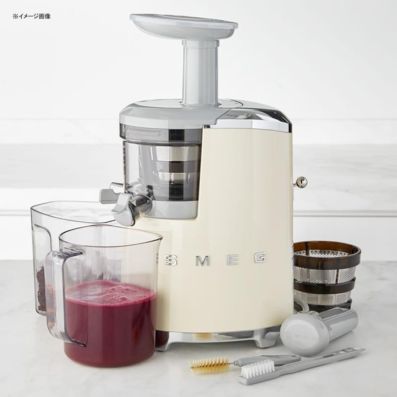 スメッグ スロージューサー パステル レトロ Smeg 50's Style Slow Juicer Pastel SJF01 家電