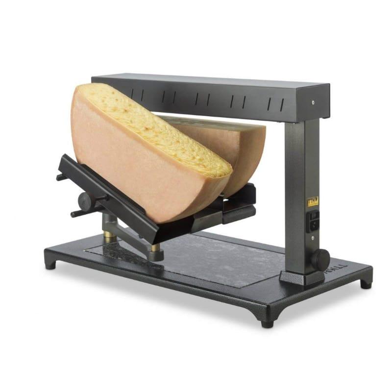 業務品質 ラクレットチーズを溶かす機械 ハーフ 2個同時調理 グリル TTM Super Raclette Melter 家電