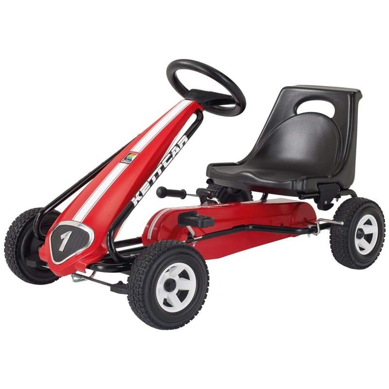 ケトラー ペダルカー ゴーカート メルボルン 対象年齢3歳~ Kettler Melbourne Kettcar Pedal Car/Go Kart, Youth Ages 3+ 0T01015-3000【代引不可】
