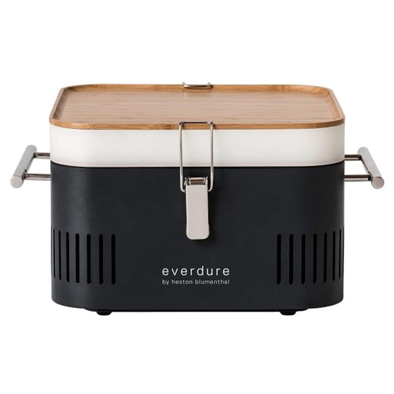 キューブ グリル バーベキュー 炭火焼 BBQ Everdure by Heston Blumenthal the Cube Grill