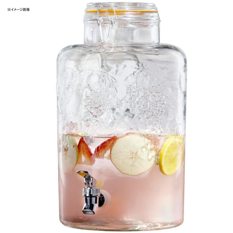 ドリンクサーバー Dispenser 模様入 ガラスドリンクディスペンサー Gallon 10L Glass レストラン カフェ ホテル 2.75 Gallon Style Setter Vineyard Fruit Glass Beverage Dispenser 494210261GB, アルク(ALUK):34f0eec0 --- sunward.msk.ru