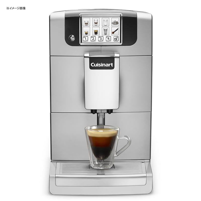 クイジナート 豆ひき ミル付 エスプレッソマシン コーヒーメーカー タッチパネル Cuisinart Espresso Machine EM-1000