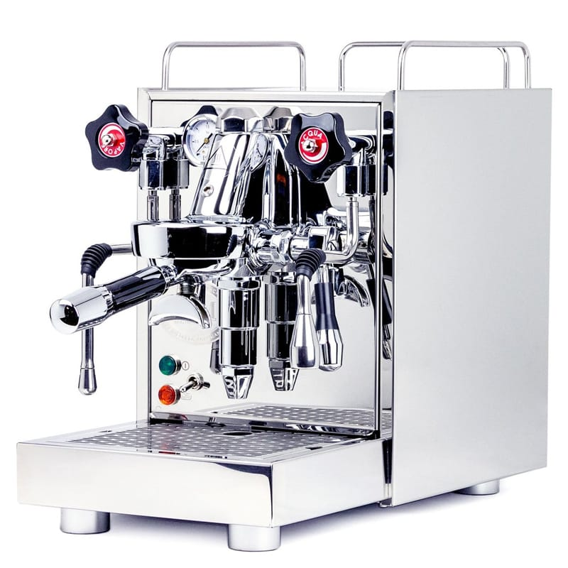 エスプレッソマシン スリム 2.2Lスチームボイラー 業務レベル ECM Mechanika V Slim Espresso Machine 家電