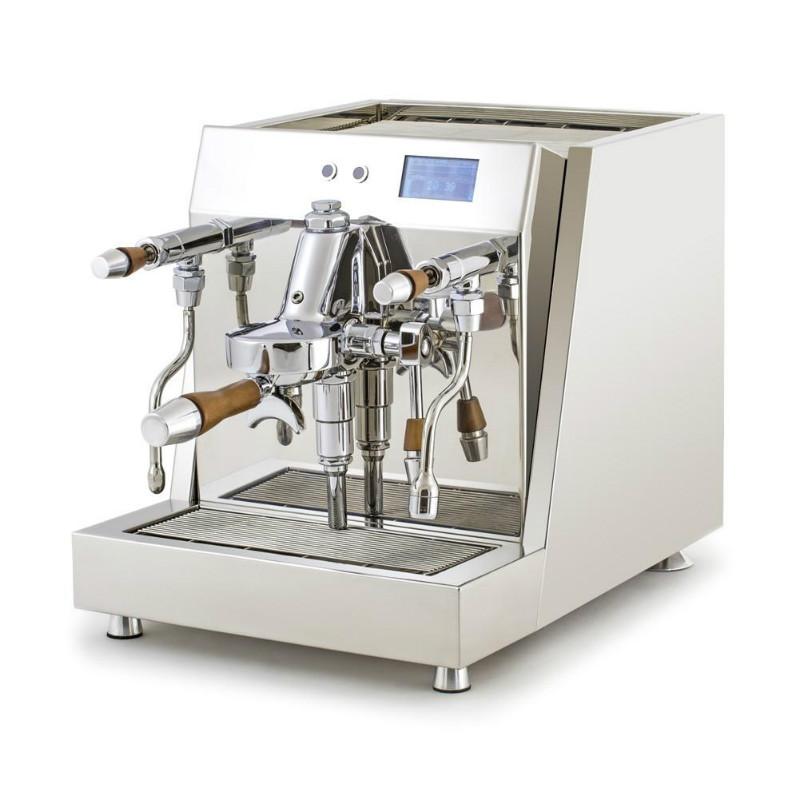 エスプレッソマシン デュアルボイラー 業務レベル カプチーノ Vesuvius Dual Boiler Espresso Machine with Pressure Profiling MVVESUVIUS 家電