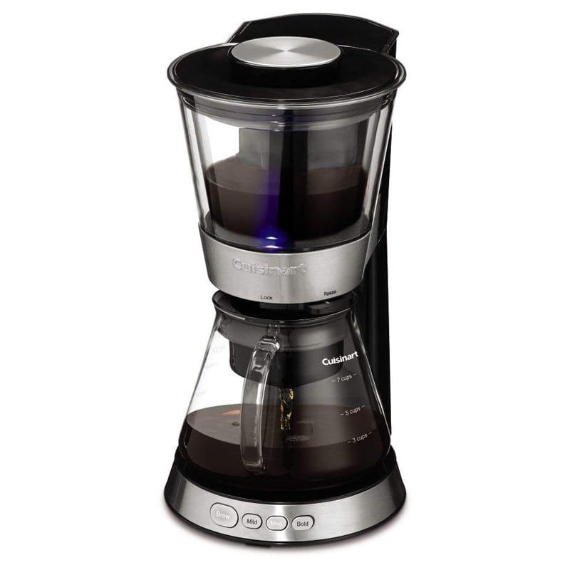 クイジナート コールドブリュー 水出し コーヒーメーカー 7カップ Cuisinart DCB-10 Automatic Cold Brew Coffeemaker 家電