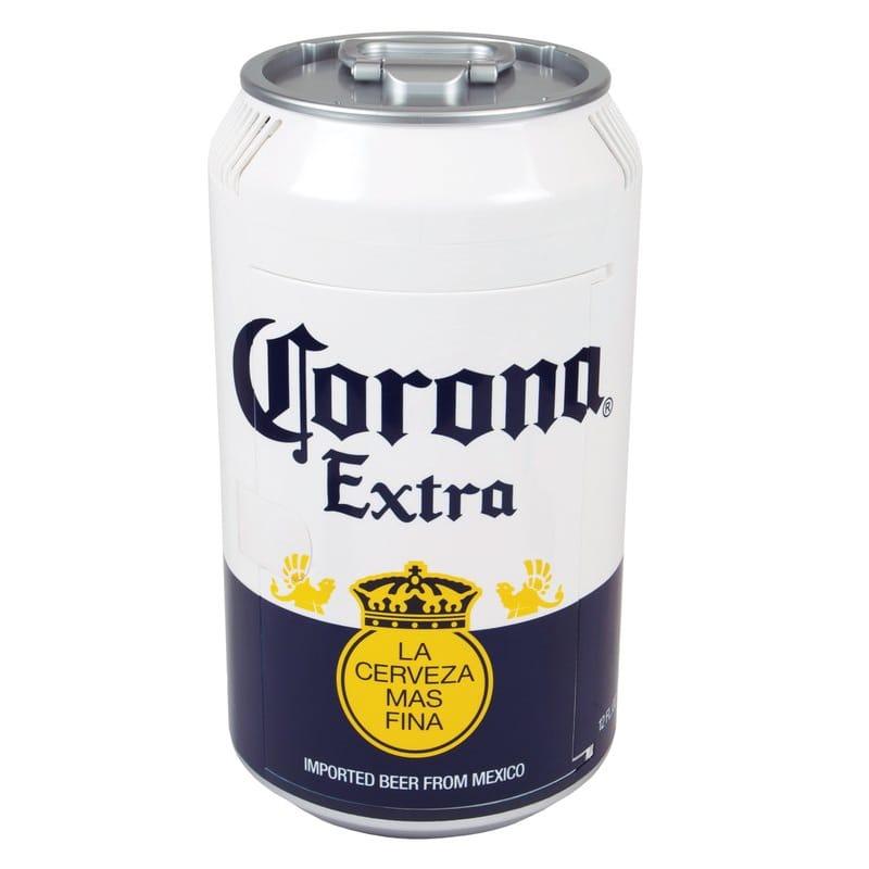 コロナビール 缶型 ミニ冷蔵庫 最大8缶 Koolatron Corona Mini Can Cooler 0.01 cu. ft. Compact Refrigerator COR-06 家電