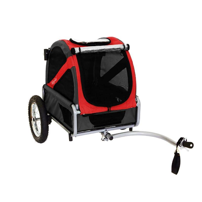 サイクルトレーラー 自転車用 ペットカート ペット キャリー 犬 動物 DoggyRide Mini Dog Bike Trailer