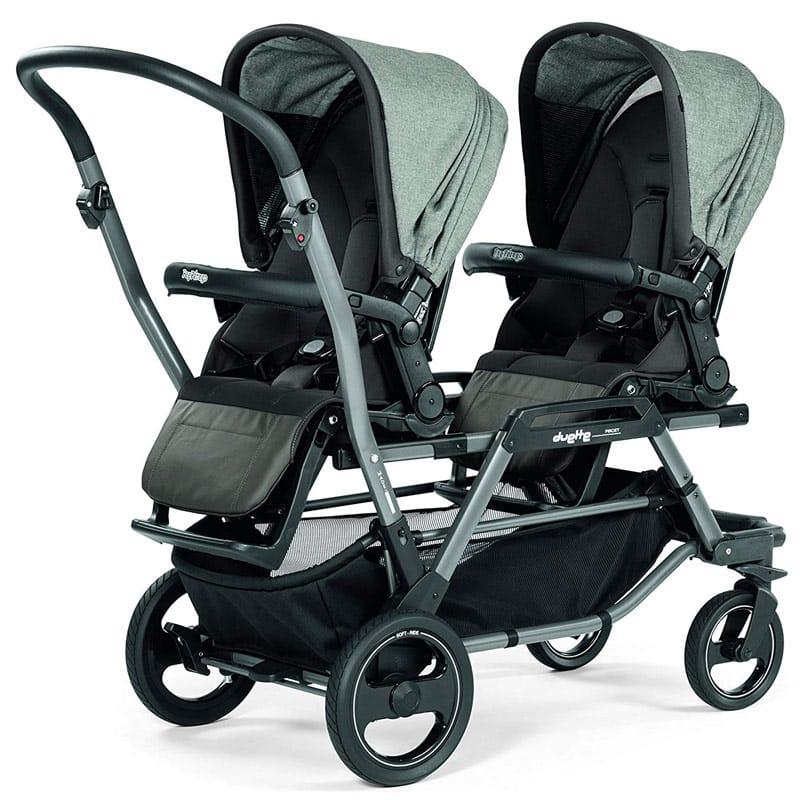 ベビーカー ペグ・ペレーゴ ストローラー 双子用 2人用 赤ちゃん Peg Perego Duette Piroet Atmosphereo Stroller