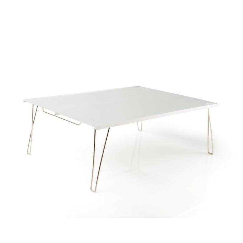 超軽量 コンパクト 折りたたみ式 テーブル 40cm x 30cm ラージ アウトドア キャンプ GSI Outdoors ULTRALIGHT TABLE- LARGE