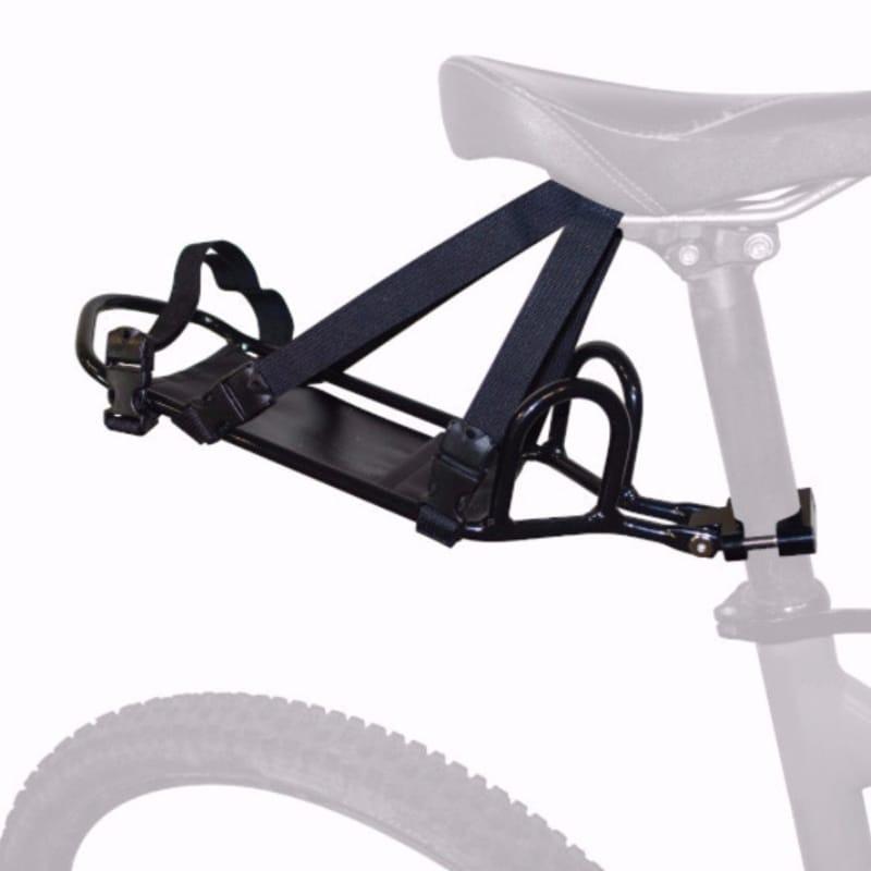 ラックキャリア シートポスト マウントラック サドルラック 自転車 クロスバイク アウトドア PDW Bindle Rack