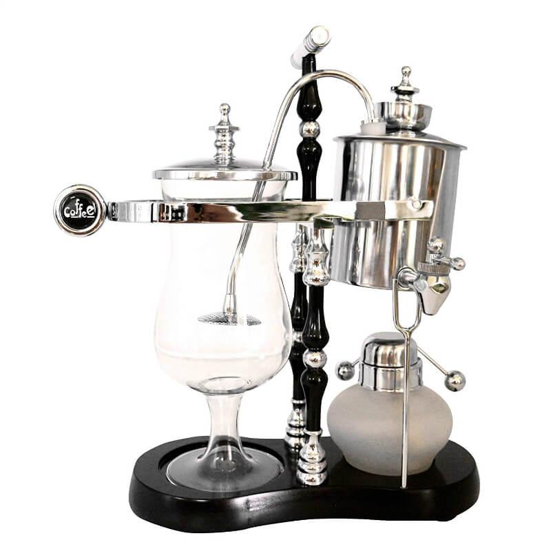 おすすめ サイフォン式 コーヒーメーカー ベルギー Balance ローヤルファミリー Family Diguo Belgium Luxury Royal Family Coffee Balance Syphon Coffee Maker, フロアLIFE:111d7777 --- lebronjamesshoes.com.co