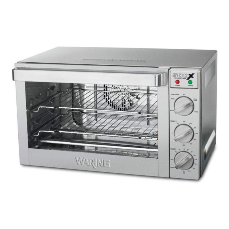 ワーリング コンべクションオーブン Waring Commercial WCO500X 1/2-Sheet Pan Sized Convection Oven 家電
