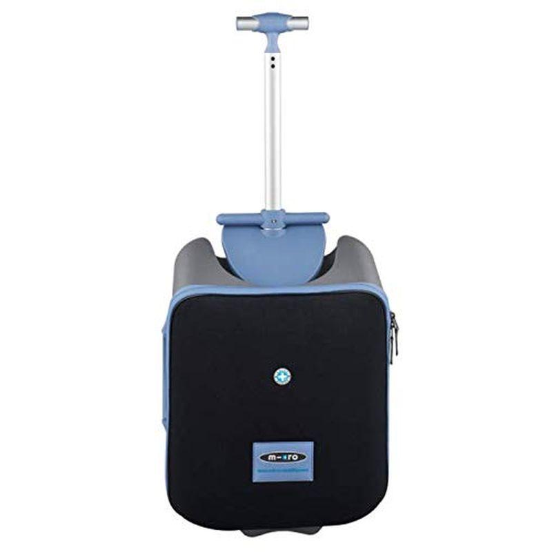スーツケース 子供が乗れる 座れる 18ヶ月~ 便利 多機能 家族旅行 空港 フライト 移動 Micro Luggage Eazy
