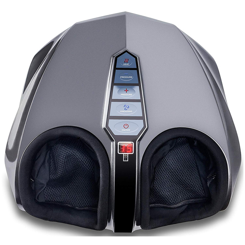フットマッサージャー 指圧 Settings, ヒーター機能 Massager リモコン付 Miko Shiatsu Foot With Massager With Deep-Kneading, Multi-Level Settings, And Switchable Heat 家電, ハグロマチ:d1f6343b --- officewill.xsrv.jp