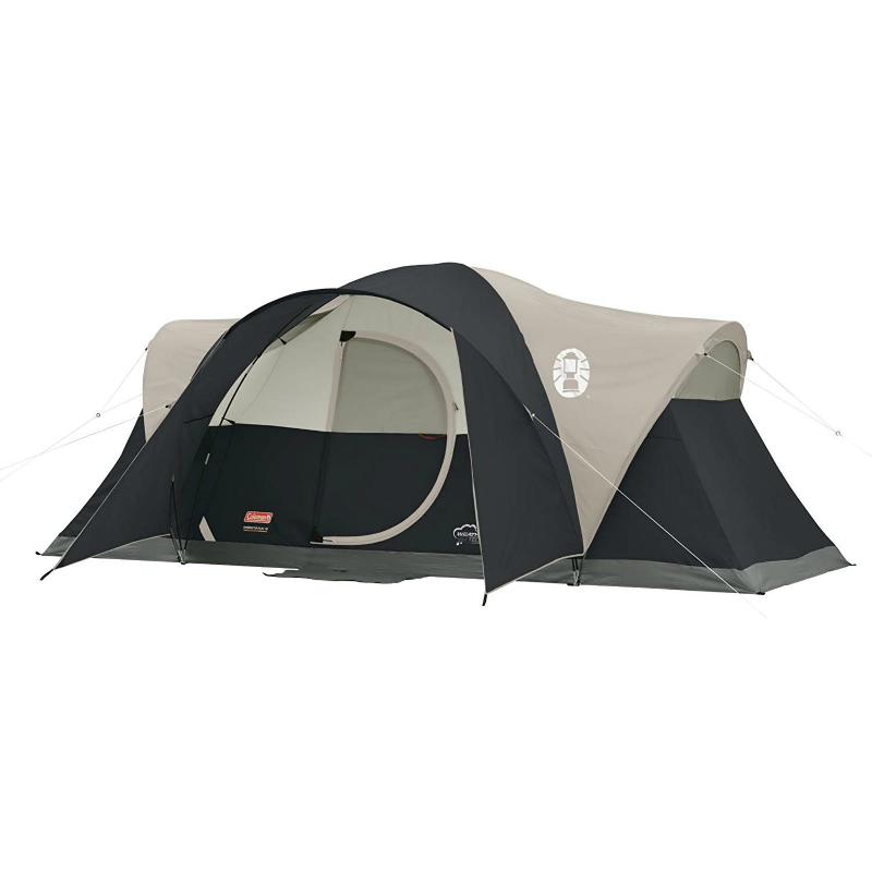 大切な コールマン テント 最大8人 アウトドア キャンプ Coleman 8-Person Tent for Camping Elite Montana Tent, KID BLUE 公式 82c34a37
