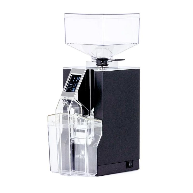 電動コーヒー豆挽き グラインダー 静音設計 フレンチプレス プアオーバー ハンドドリップ エアロプレス ミル うす式 臼式 エウレカ イタリア製 EUREKA Mignon Brew Pro Coffee Grinder 家電