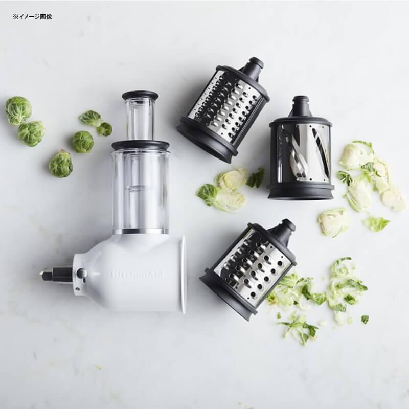 Attachment KitchenAid KSMVSA Fresh Prep Slicer/Shredder Attachment for the  kitchen eidos ricer shredder stands mixer