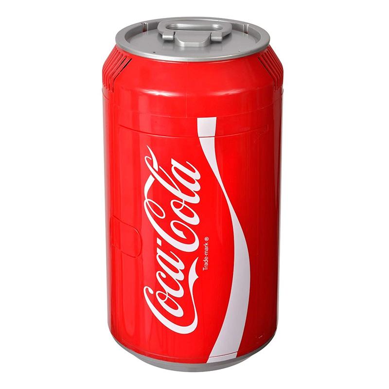コカコーラ ミニ 冷蔵庫 保冷庫 最大8缶 Coca-Cola Mini Can Cooler CC06 家電