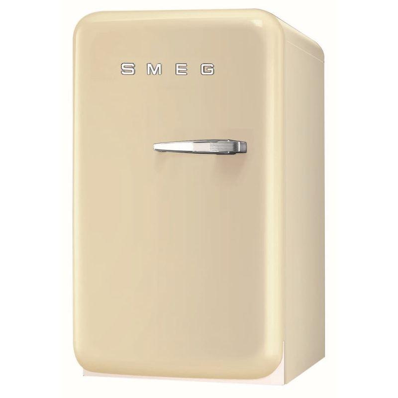 ミニ冷蔵庫 コンパクト スメッグ レトロ アンティーク ビンテージ Smeg 50's Retro Style Mini Refrigerator FAB5U 家電