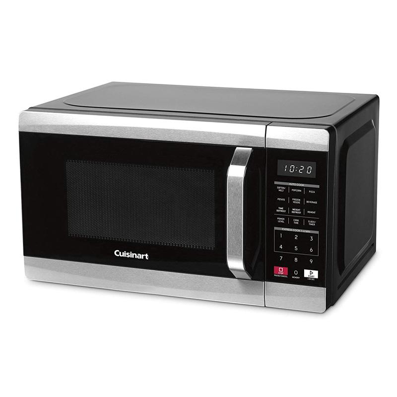電子レンジ ステンレス クイジナート おしゃれ Cuisinart CMW-70 Stainless Steel Microwave Oven 家電