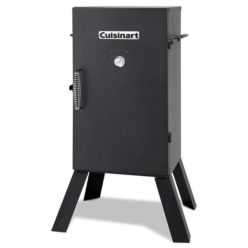 燻製機 本格 電気スモーカー 温度設定 クイジナート Cuisinart COS-330 Electric Smoker 家電