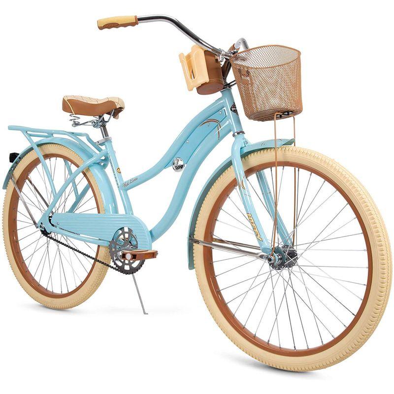 自転車 26インチ クルーザー Huffy Nel Lusso Women's Cruiser Bike