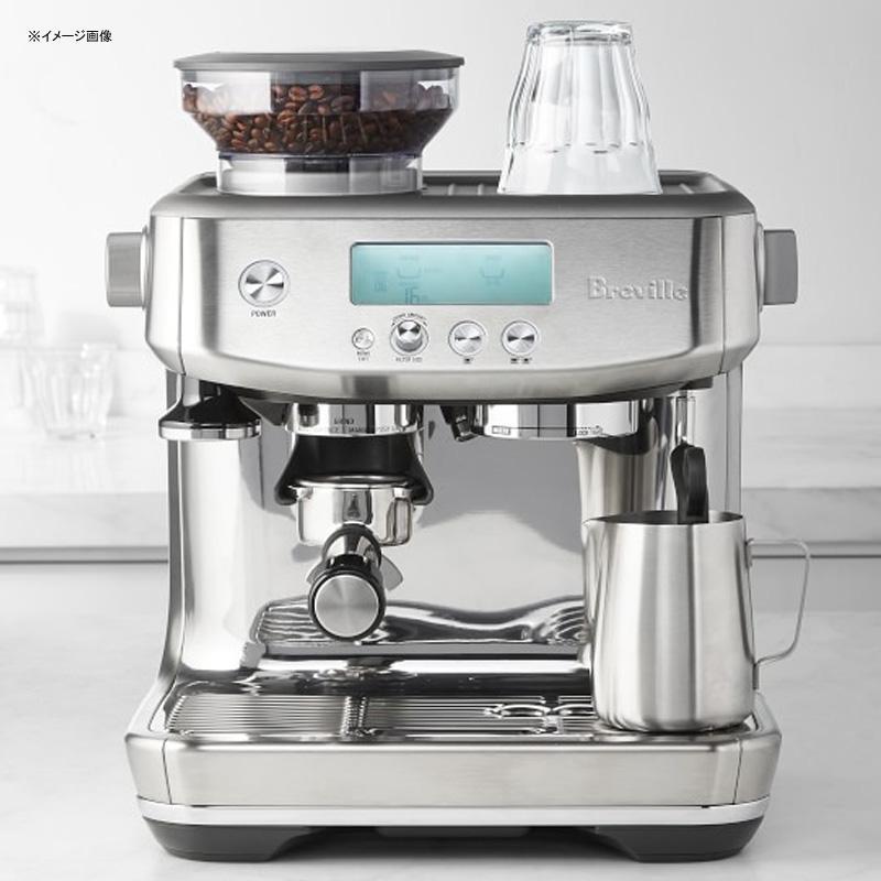 エスプレッソマシン 豆挽き付 バリスタプロ ウイリアムズ・ソノマ ブレビル Williams-Sonoma Breville Barista Pro Espresso Machine BES878 家電
