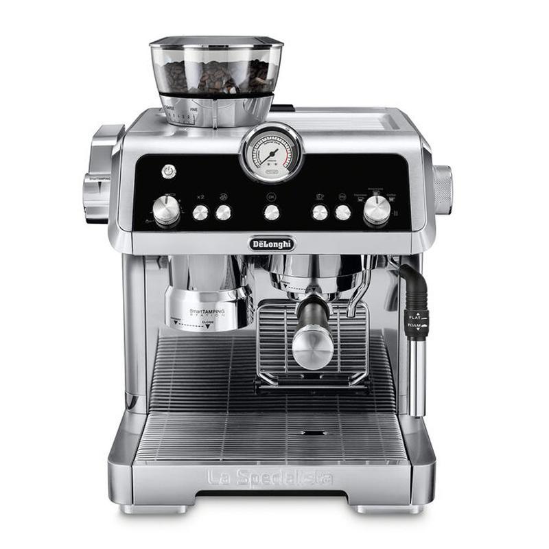 エスプレッソマシン 豆挽き付 ダブルボイラー 自動タンピング ラ・スペシャリスタ デロンギ De'Longhi La Specialista Espresso Machine 家電
