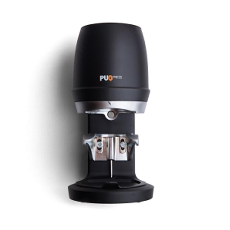 自動タンピングマシン オートタンパー Puqpress Q2 圧力調節可能 エスプレッソ カフェ Puqpress Q2 Automatic Tamper with 58.3 mm Piston 家電