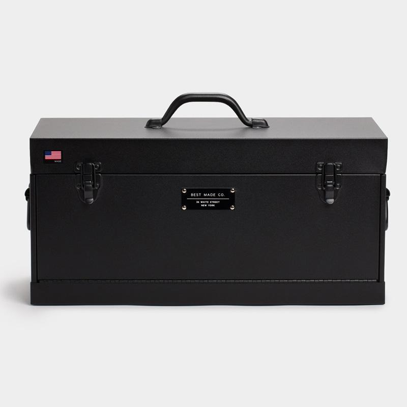ツールボックス 51cm アメリカ製 フロント収納 工具入れ スチール Best Made The Front Loading Toolbox