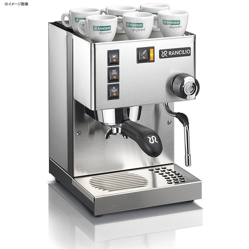 <title>送料無料 業務品質 エスプレッソマシン エスプレッソメーカー ステンレスパネル Rancilio 無料 Silvia Espresso Machine with Iron Frame and Stainless Steel Side Panels HSD-SILVIA 家電</title>